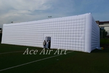 easy set up portable 20×30 inflatable party wedding tent hot sale, inflatable party tent 20×30