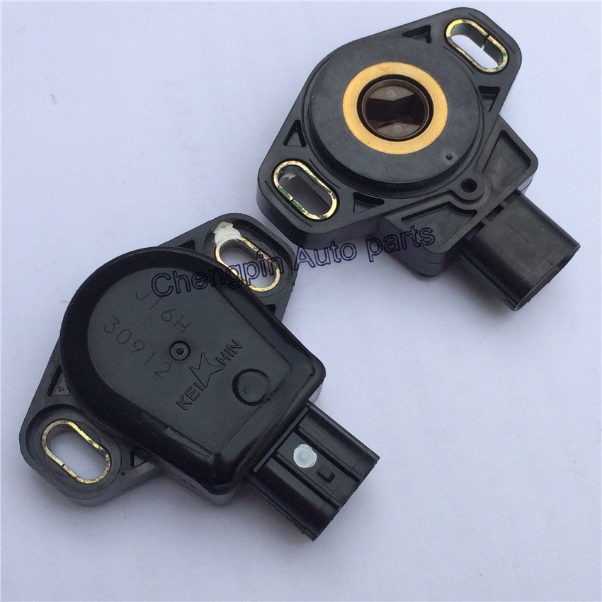 2pcs lot Auto Parts Original Throttle position sensor OEM JT6H 16402 RAA A01 Genuine TPS