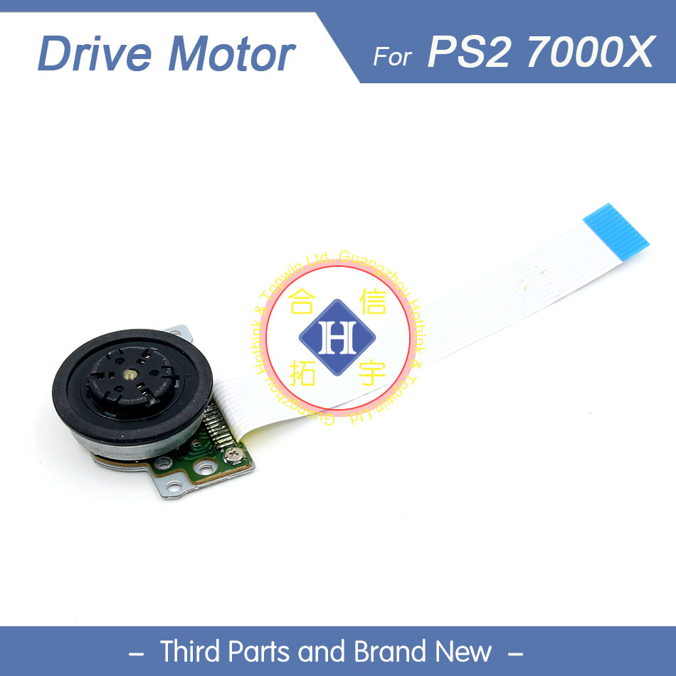 HOTHINK Replacement For Sony Playstation 2 PS2 Slim SCPH-70008 / 70004/ 7000X Drive Motor Engine Spindle Repair part hothink replacement for playstation 3 ps3 slim laser lens kes450daa kes 450daa kem 450daa kes 450daa