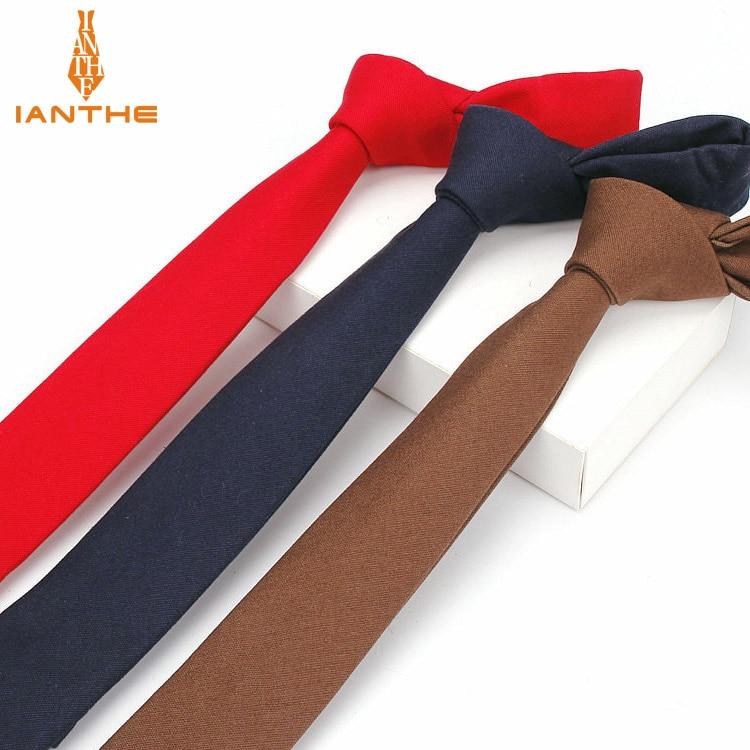 Men/'s Skinny Linen Tie Striped Animal Print Slim New Necktie For Party Wedding