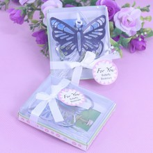 20PCS Butterfly Bookmark regalos de boda para los invitados Girl Baby Shower  Souvenirs Wedding Favors and Gifts For Guest