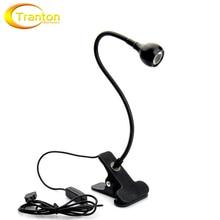 LED Desk Lamp USB Flexible Table Lamp 1W LED Reading Lamp
