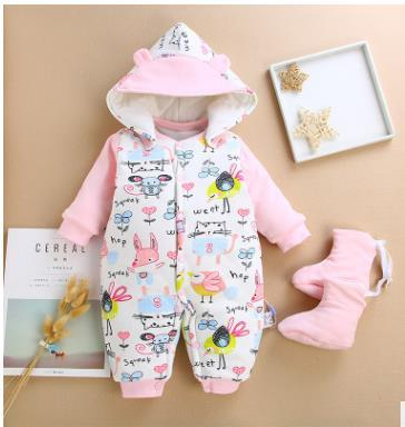 Children's comfortable and lovely Winter jacket