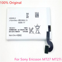 New 1265mah Original Replacement Lithium Mobile Phone Battery For Sony Ericsson MT27 MT27i Xperia Sola AGPB009