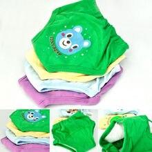 4 X Детские для маленьких девочек, милые 4-слойные водостойкая Накладка на унитаз тренировочные штаны многоразовые