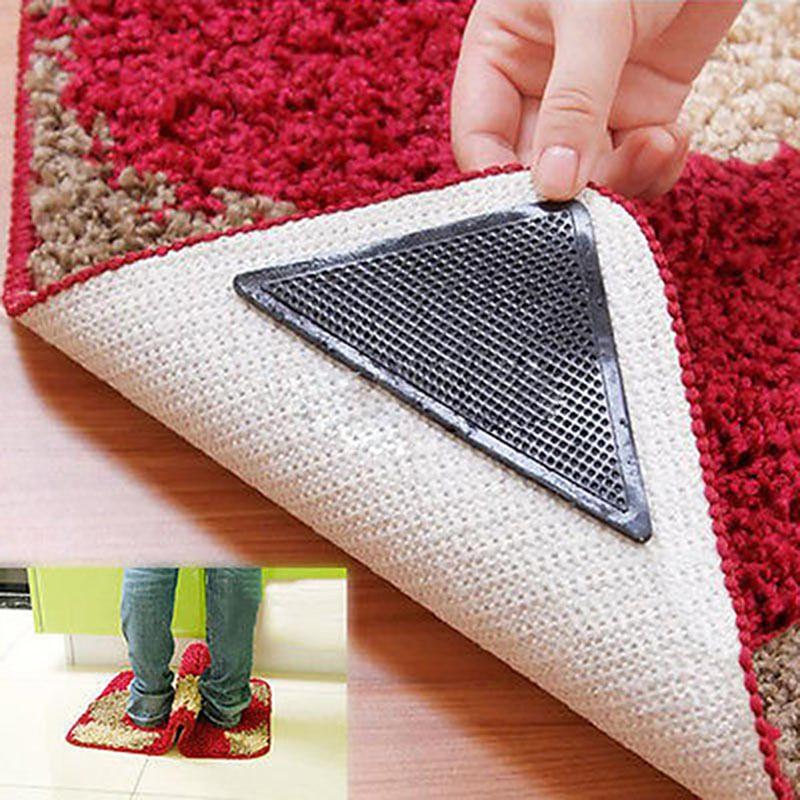 Aliexpress Com Buy New 4pcs Rug Carpet Mat Grippers Non