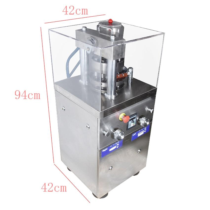 ZP-9A Mini Rotary Tablet Press Machine (pharmaceutical machinery equipment)/Tablet press machine / Tablet pressing 220v цены