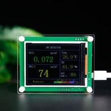HCHO PM1.0 PM2.5 Формальдегид детектор tvoc Температура измеритель влажности PM 2,5 газоанализатор формальдегида AQI мониторинга качества воздуха