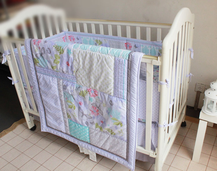 Baby Crib Bedding Sewing Patterns