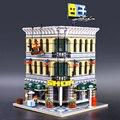 Lepin 15005 2182 unids grand city creator emporio kits de edificio modelo figura de acción de juguete ladrillo compatible 10211