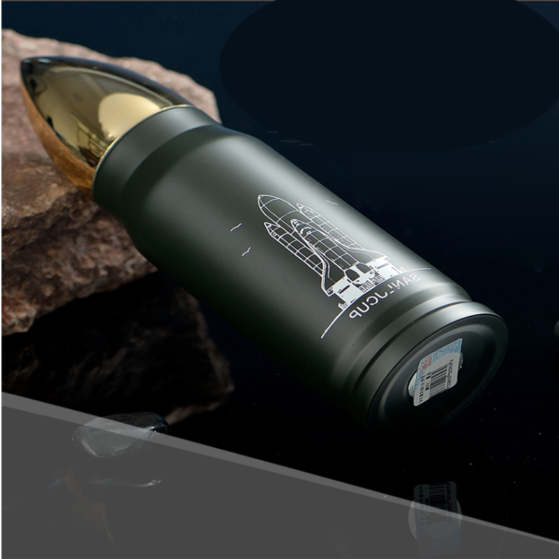 Hot Sale Popular New Brand 350ml Coffee Tea Bullet Insulated High Quality Stainless Steel Bottle Vacuum Flask Gift in Tool Parts from Tools