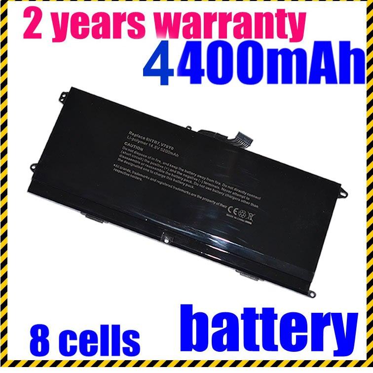 JIGU Laptop battery 0HTR7 0NMV5C 75WY2 NMV5C OHTR7 For Dell XPS 15z 15Z L511X 15Z L511Z
