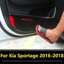 Защитная накладка для автомобильной двери, накладка на дверь, защита от ударов, коврик с боковым краем для Kia Sportage 4,,,,, аксессуары