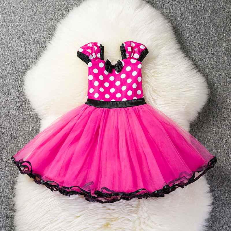 26b50372 Pretty Baby Dress For Girls Little Girl Costume Kids Party Wear Dress For  Girl Frocks Birthday
