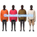 new 4 color fashion pullover men clothing overseas hiphop sweat drake kanye west OVERSIZE clothes Round collar sweatshirt yeezy
