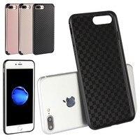 For iPhone 7 Plus 7plus Cases Cover Capinhas Para Etui Hoesje Carcasa Capa Fundas Coque Business Fashion Cool Edge Protect