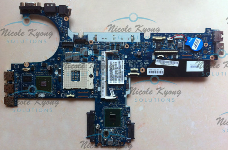642752-001 QM67 non-intergrated MotherBoard SYSTEM BOARD for HP ELITEBOOK 8460W 8460P PROBOOK 6460B 744009 501 744009 001 for hp probook 640 g1 650 g1 motherboard socket 947 hm87 ddr3l tested working