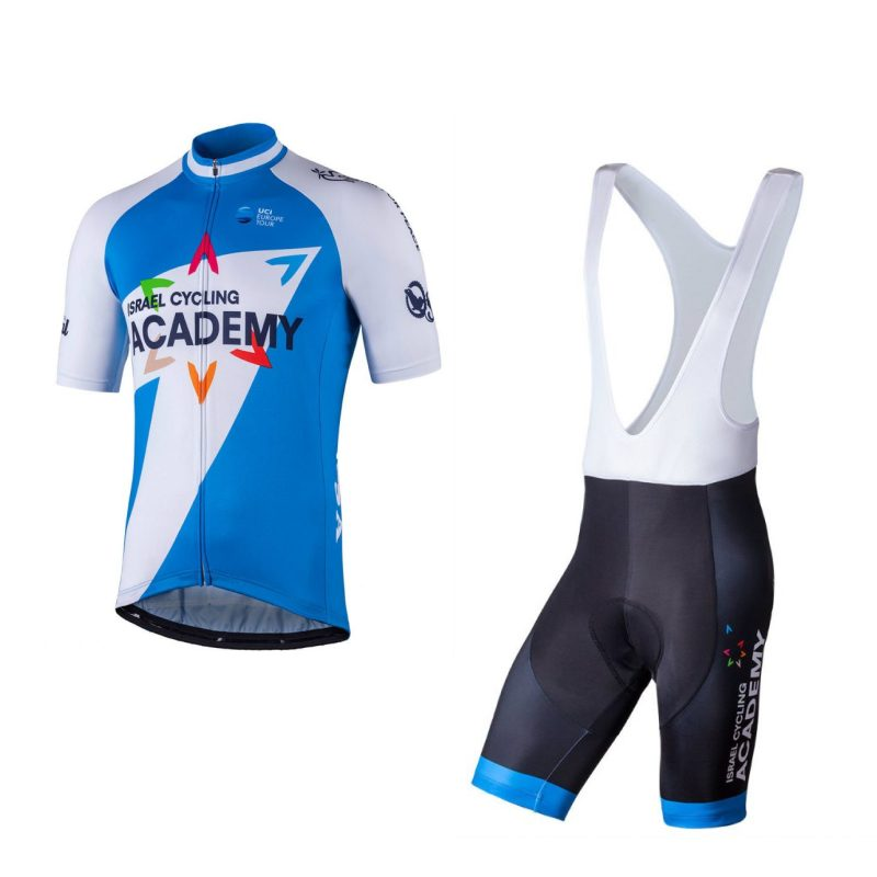 08283b65f 2018 white blue eroupe tour pro team academy cycling jerseys kits Ropa  Ciclismo summer Bicycle maillot MTB bike clothing gel pad