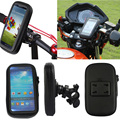 "5.0"" inch Bicycle Bike Motorcycle Phone Holder for Sony xperia z1 compact/z3 compact/z5 compact/sp/Bluboo mini/Blackview a5/a6"