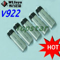 (5 pieces/lot) WL V922 RC Helicopter spare parts 3.7V 500mAh battery high power