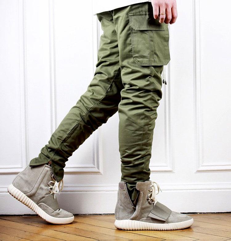 Online Get Cheap Olive Cargo Pants for Men -Aliexpress.com ...
