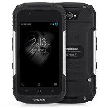 Ip58 Водонепроницаемый Guophone V88 4.0 дюймов Android 5.1 3G смартфон MTK6580 4 ядра 1 ГБ Оперативная память 8 ГБ Встроенная память телефона