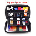 """Hot 2.5"""" Bag Case for External Hard Drive Disk/Electronics Cable Organizer Bag/Mp5 Portable HDD Case storage box GH1501"""