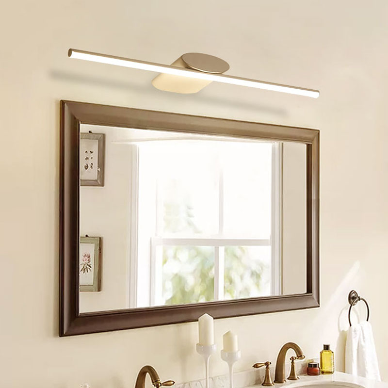 led mirror light bathroom wall lamp simple modern bathroom vanity mirror cabinet light water fog lamp mirror light