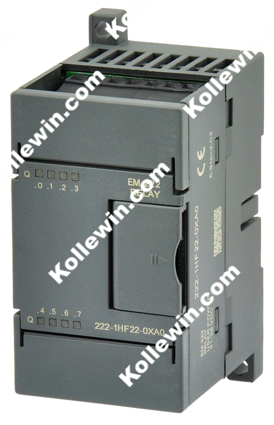 FreeShip OEM 6ES7222-1HF22-0XA0 Digital Output Module, EM222 8DO,relay, 6ES7 222-1HF22-0XA0 for S7-22X ,SIMATIC 6ES72221HF220XA0 freeship original simatic s7 1200 plc communication module 6es7241 1ah32 0xb0 cm1241 rs232 6es7 241 1ah32 0xb0 6es72411ah320xb0