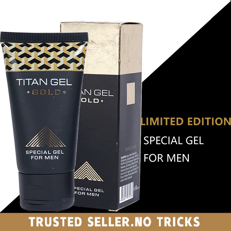 50ml Private Body Cream Original Russia Titan Gel Gold Special Men Intimate Lubricant Big Thickening Enlargement Delay Cream