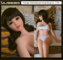 2016 FREE shiping Japanese lovely loli face realistic sex doll,big ass lifelike real doll for adult,solid anime sex doll,ST-174