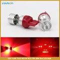 T20 7440 7443 W21/5 W W21W lámpara 20 W LED de Alta potencia Bombillas del coche fuente de luz trasera Tailight lámpara del coche del freno styling