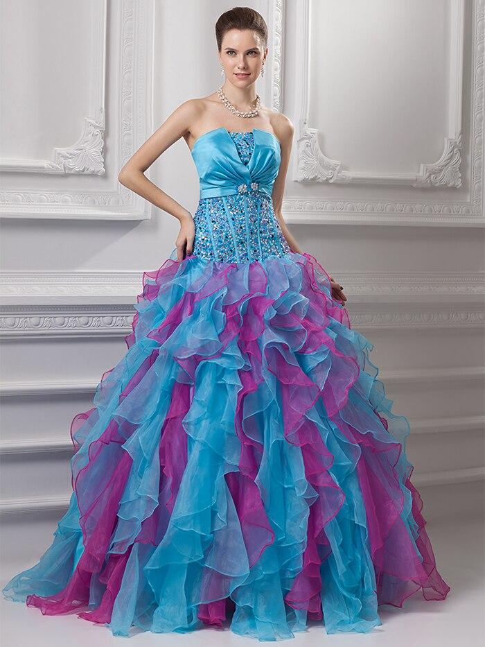 Popular Purple Princess Prom Dress-Buy Cheap Purple Princess Prom ...