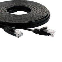 # V001 кабель Ethernet Cat6 LAN Cable utp CAT 6 RJ45 сетевой кабель 15cm25cm/0,5 mPatch шнур для ноутбука маршрутизатор RJ45 сетевой кабель