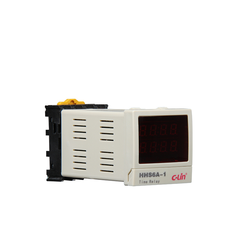 все цены на Relay HHS6A-1 Intelligence Number Show Time Relay Bring Power Failure Memory Function Timer AC220V онлайн