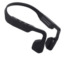 Music Call bluetooth Wireless earphone Back-mounted Sports Headset Bone Conduction Headphone цена в Москве и Питере