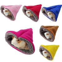 soft-fleece-pet-hamster-sleeping-bag-winter-warm-nest-pet-small-guinea-pig-kennel-bed-sofa-mat-house-cave-bed-warm