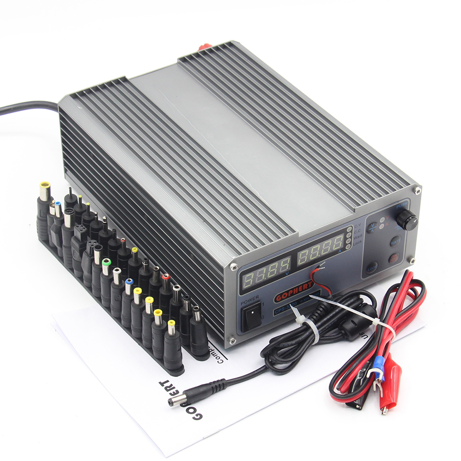 CPS-3220 Precision Compact Digital Adjustable DC Power Supply OVP/OCP/OTP 32V 20A 0.01V/0.01A cps 6011 60v 11a precision pfc compact digital adjustable dc power supply laboratory power supply