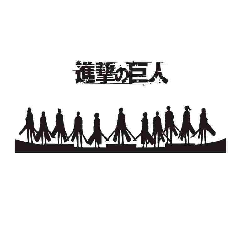 Pegatina Sword Art Online Sticker Anime Cartoon Kirito Car Decal Sticker Vinyl Wall Stickers Decor Home Decoration Home Decor