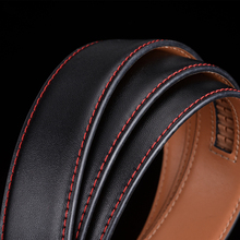 Classic Genuine Leather Automatic Buckle Belt