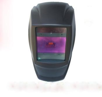 цена на Free shipping welding mask auto darkening welding mask head mounted TIG welding cap protective glasses