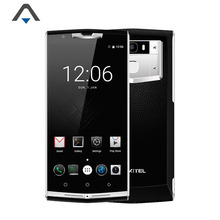 Original Oukitel K10000 PRO mobile phone 10000mAh Octa Core 5.5 inch 3GB RAM 32GB ROM color black Fingerprint ID FHD Smartphone