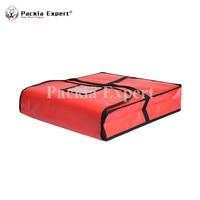 16 дюймов пицца сумки (2 шт./basg) 46*46*11 см Доставка пиццы сумка красного цвета взять еду Доставка пиццы мешок