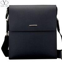YINTE мужские сумки на плечо кожаные мужские сумки мессенджеры синие сумки деловые мужские сумки кожаные жесткие стильные мужские сумки порт