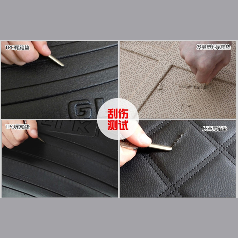 Ajuste personalizado para el maletero del maletero del automóvil - Accesorios de interior de coche - foto 2