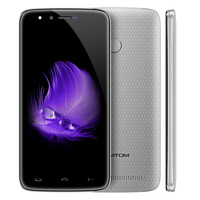 Original HOMTOM HT50 4G Android 7 0 Smartphone 5 5 Inch MTK6737 Quad Core Mobile 1