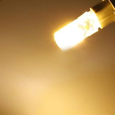 Купить с кэшбэком 10 X BEEFORO 2.5W G4 LED Corn Lights 24 SMD 2835 180-300 lm Warm White / Cool White Bi-pin Lights  spotlight DC 12 V 360 degrees