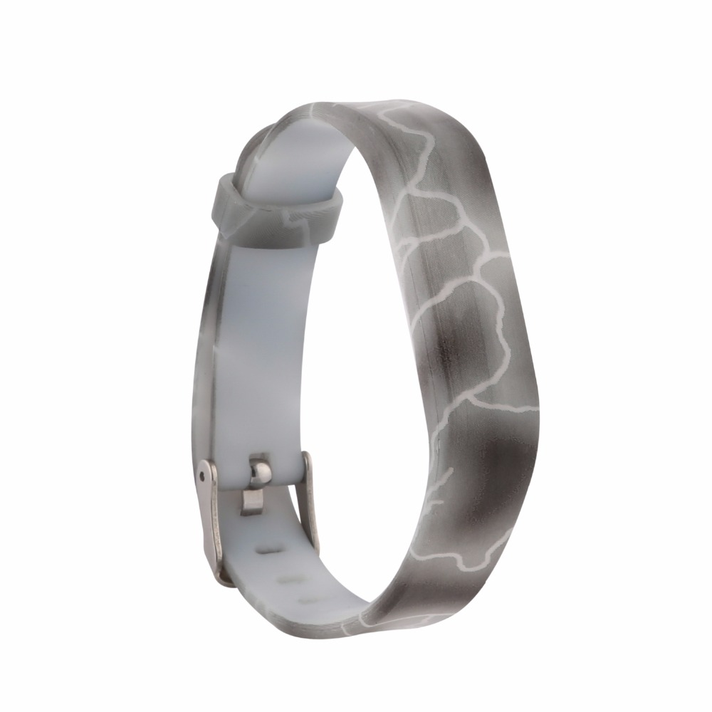 (FBFLEXGJHS2) SK-29 Bands for Fitbit Flex 2, Classic Silicone Fitness Replacemen