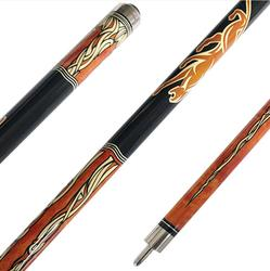 PREOAIDR 20TH кий для пула бильярда палка 11,5 мм 12,75 мм наконечники с защитой суставов черный оранжевый цвета черный 8 ПРОФЕССИОНАЛЬНЫЙ 2019