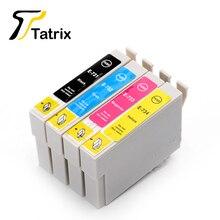 Bk/c/m/y cartucho de tinta compatible para epson stylus t0731 t0732 t0733 t0734 c79/c90/c92/c110/cx3900/cx4905/cx5500/cx5505/cx5600
